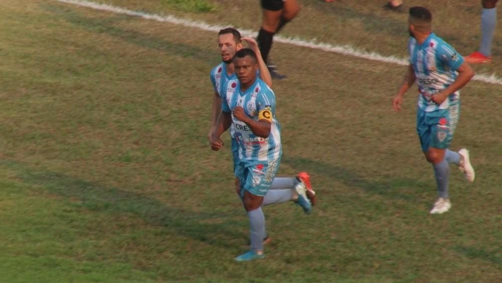 Bragantino-PA contrata meia-atacante destaque do Ji-Paraná que tem nome inusitado