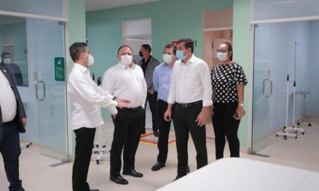 AM: Secretário nega pressão federal e diz que tomou kit, mas sem cloroquina