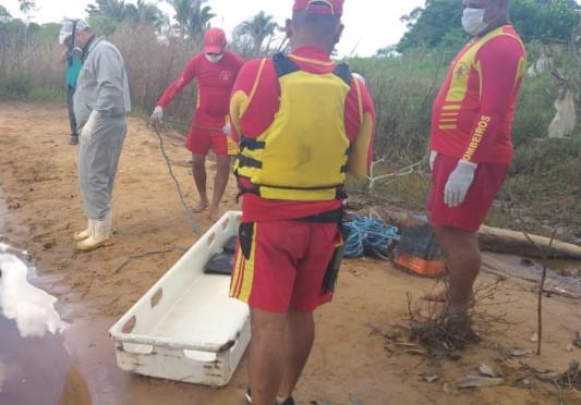 Jovem de 19 anos morre afogado no rio Moju, na vicinal Nova Paz