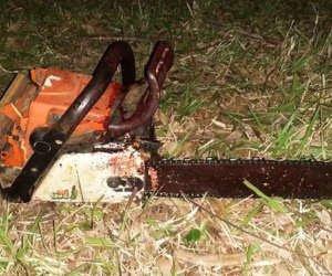 Homem morre após ser atingido por motoserra na zona rural de Moju