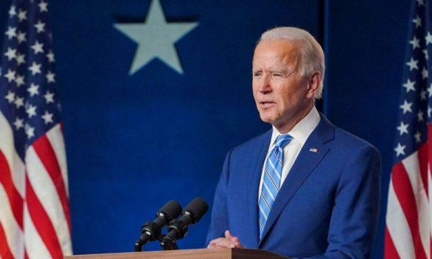 Joe Biden promete 100 milhões de vacinados em 100 dias