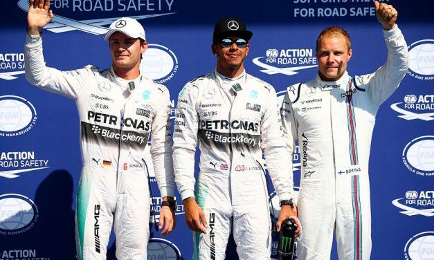 "Bottas rejeita emular Rosberg contra Hamilton: ""Só o irritaria e o faria ser ainda mais rápido"""