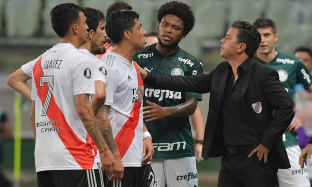 Imprensa argentina vê futuro incerto de Gallardo e mais seis jogadores no River Plate