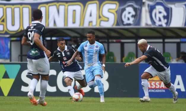 Remo perde para o Londrina  e está na final, Paysandu continua na Série C