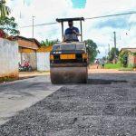 Prefeitura conclui obras de recuperação de rua Bela Vista
