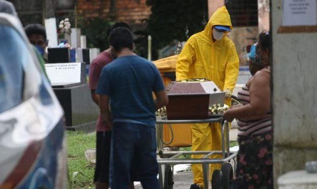 Sespa confirma mais doze vidas perdidas por covid-19 no Pará; dez eram idosos