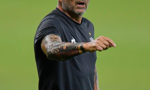 """Sampaoli projeta reta final """"difícil e motivadora"""" para o Atlético-MG: """"Cada jogo será uma final"""""""