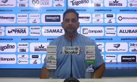 Fisioterapeuta do Paysandu cita desafios na preparação de uma temporada colada na outra