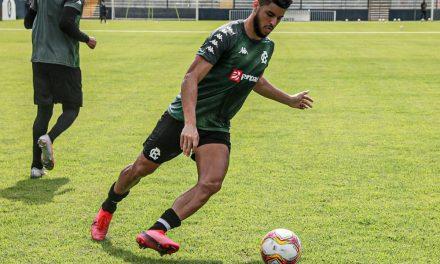 Tcharlles revela surpresa com surto de Covid no Remo e projeta equilíbrio em jogos contra o Vila