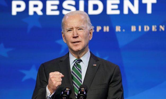 Biden anuncia retorno dos EUA à OMS e ao Acordo de Paris e medidas de Trump que serão anuladas