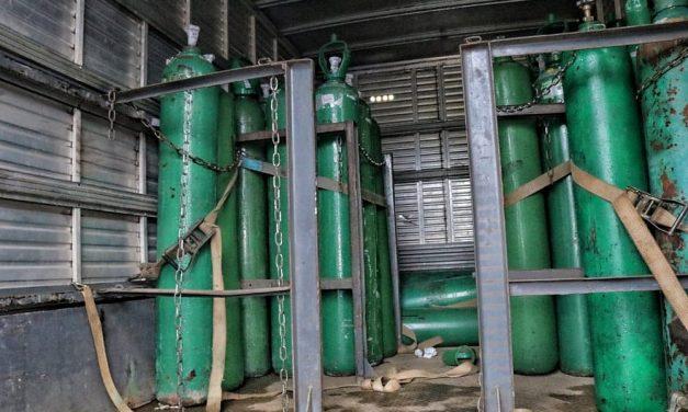 Embarque de cargas de oxigênio e material hospitalar para o AM agora é prioritário
