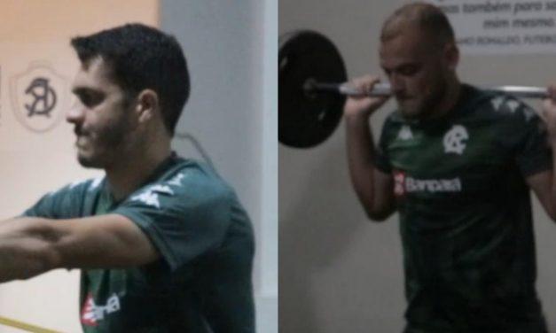 Remo viajou na madrugada de quinta-feira e pode ter novidades na relação do jogo contra o Vila Nova