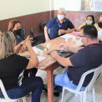 Semtraps realiza reunião de alinhamento para o programa de erradicação do trabalho infantil (AEPETI)