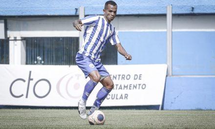 Paysandu encaminha renovação de contrato com o volante Anderson Uchôa
