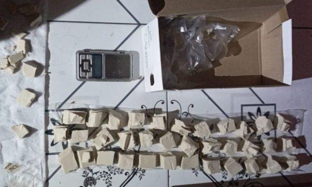 Homem é preso por tráfico de drogas em Bragança, no Pará