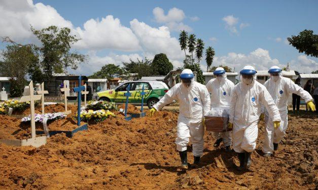 Janeiro ultrapassa dezembro em número de mortes por Covid-19, indicam secretarias de Saúde