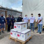 Prazo longo entre doses garante vacinação imediata de 49 mil pessoas no Pará