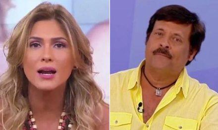 Lívia Andrade e Carlinhos Aguiar podem voltar ao SBT, diz colunista