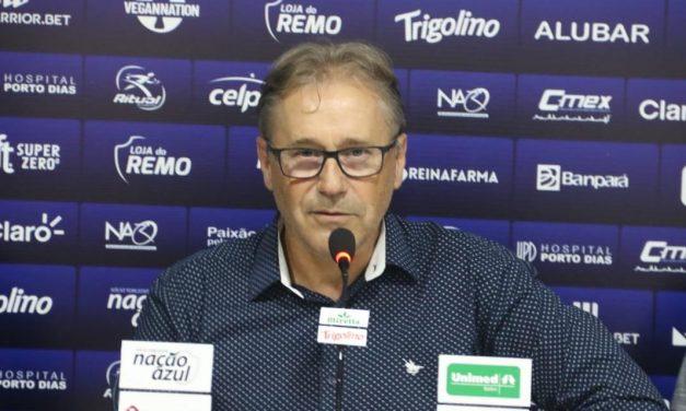 Mesmo após o acesso à Série B com o Remo, executivo de futebol deixa o Leão