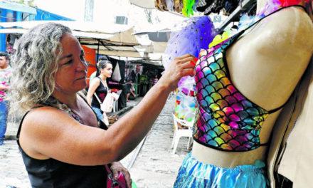 Vendas carnavalescas começam a aquecer o comércio