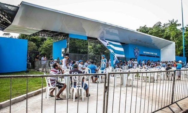 Paysandu fecha parcerias para construção de centro de treinamento