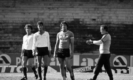 Morre Valdir Espinosa, campeão carioca pelo Botafogo em 1989 e do mundo pelo Grêmio em 1983