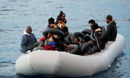Erdogan ordena que Guarda Costeira impeça migrantes de cruzar o Egeu