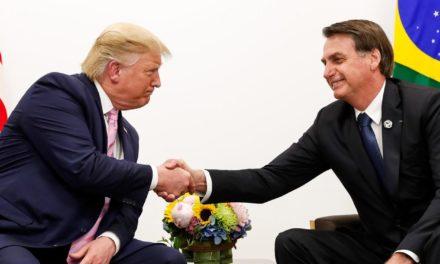 Brasil e Estados Unidos assinam acordo militar