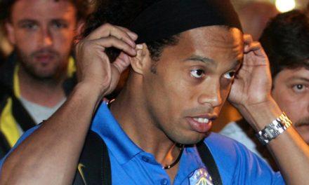 Paraguai investiga participação de Ronaldinho em crime organizado