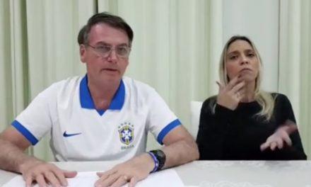 MPF quer direito de resposta para indígenas em 'live' e Twitter de Bolsonaro