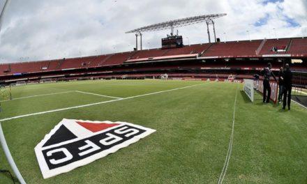 Jogos nas capitais de Rio e São Paulo terão portões fechados