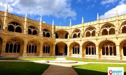 Mosteiro dos Jerónimos, uma das Sete Maravilhas de Portugal