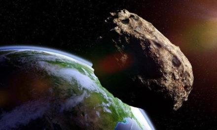 Nasa avisa que asteroide gigante se aproxima da Terra daqui a um mês