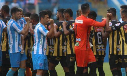Coronavírus: FPF mantém jogos do Campeonato Paraense com portões fechados