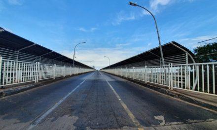 Coronavírus: Paraguai fecha Ponte da Amizade, em Foz do Iguaçu