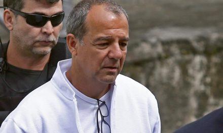 STJ nega pedido de prisão domiciliar para ex-governador do RJ Sergio Cabral