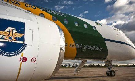 Avião da FAB chega ao Brasil com 66 brasileiros resgatados no Peru