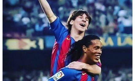 Em disputa acirrada, Messi vence Ronaldinho Gaúcho em enquete sobre o melhor driblador da história