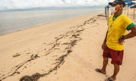 Cotijuba: ilha em isolamento forçado pelo coronavírus