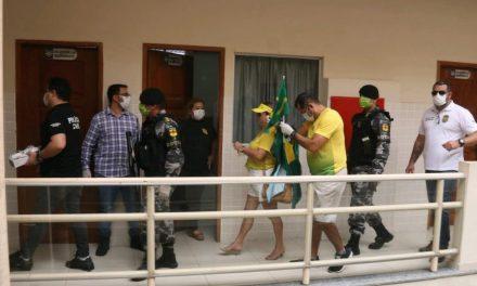 Manifestantes pró-Bolsolnaro podem ser autuados por crime de organização criminosa