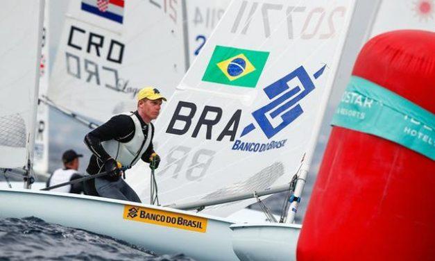 """Maiorais: """"É difícil acreditar"""", diz Robert Scheidt após ser eleito o maior atleta olímpico do Brasil na história"""