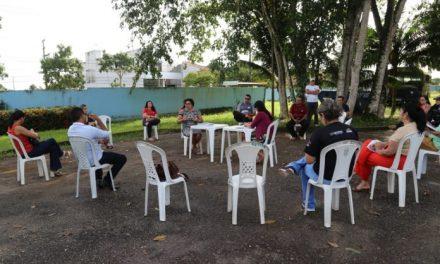 Prefeitura elabora estratégias para receber as pessoas em situação de rua