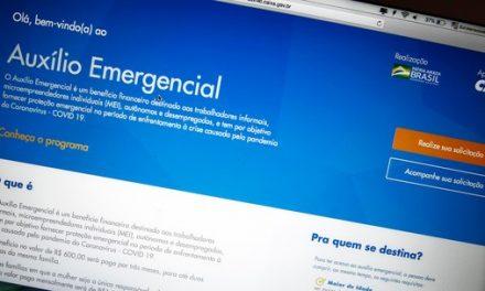 22 milhões já se cadastraram para receber o auxílio emergencial de R$ 600