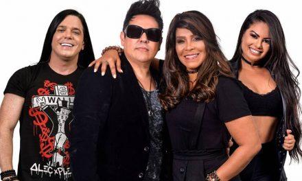 Calcinha Preta anuncia show live e promete parar o Brasil