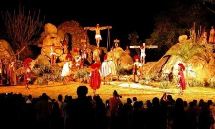 Nova Jerusalém vive vazio sem encenação da Paixão de Cristo