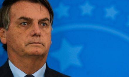 Antes do pico, Bolsonaro diz que coronavírus 'está começando a ir embora'