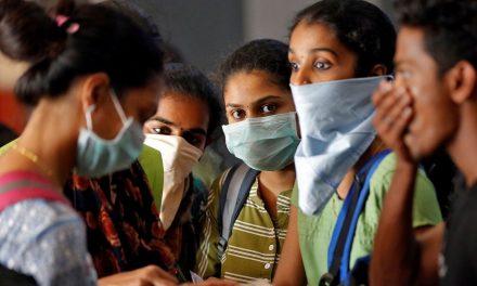 Índia prorroga isolamento até 3 de maio