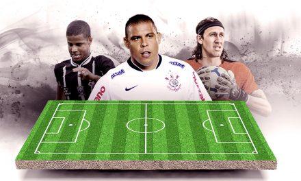 Ronaldo, Tevez e Sheik formam ataque da seleção do século no Corinthians; veja escalação