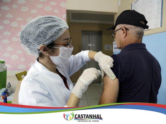 Novo calendário de vacinação em Castanhal