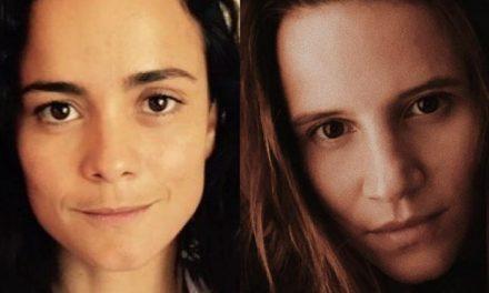 Alice Braga fala sobre a quarentena com a namorada, Bianca Comparato, nos EUA